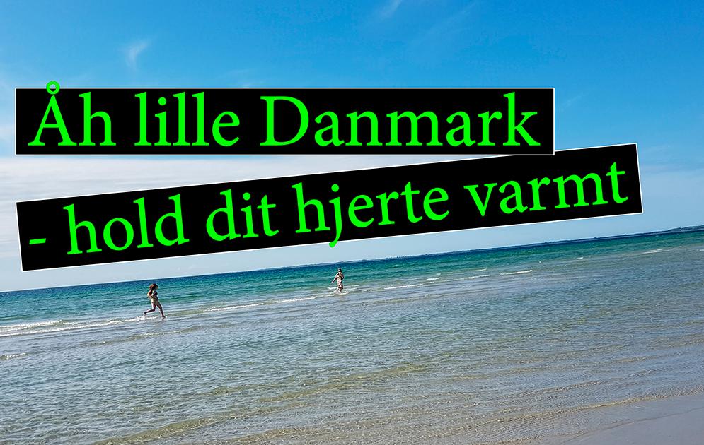 Der tales om danskhed …