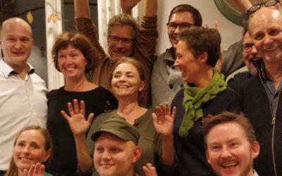 Så er Alternativets nye folketingskandidathold i Østjylland klar!